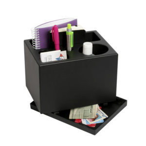 40441 Medium Hide-it Center Console Organizer in use 1